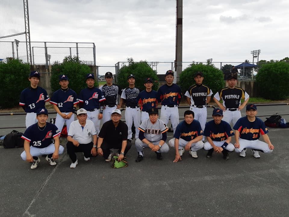 県 野球 連盟 軟式 奈良